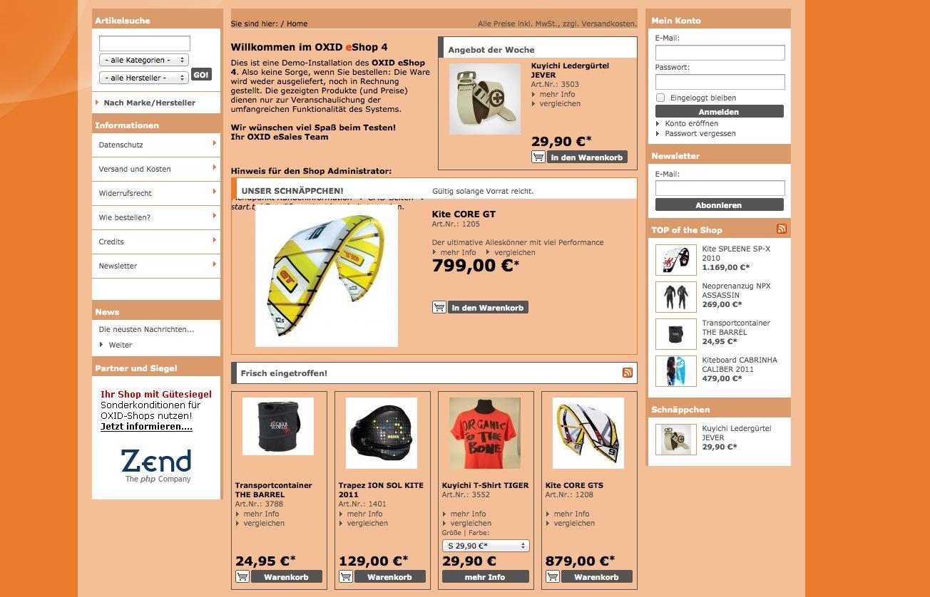 Basic Template - Hintergrundfarbe Produkt Box ändern