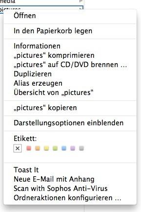 Mac Tutorial - Dateizugriffsrechte - 1
