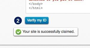 Wordpress SEO - Alexa Code verifiziert