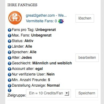 Facebook Likes tauschen - Fanslave.de Facebook