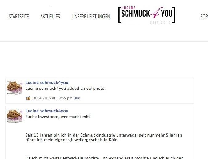 Wordpress - Facebook Stream Plugins - Screenshot