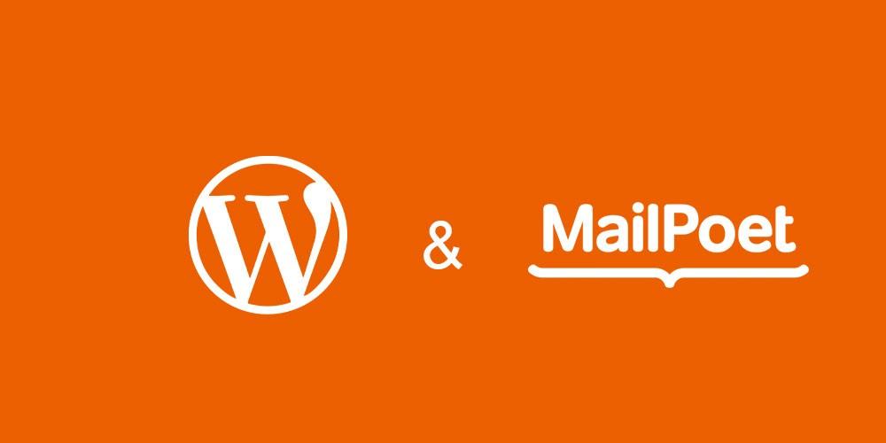 MailPoet Newsletter Plugin für WordPress