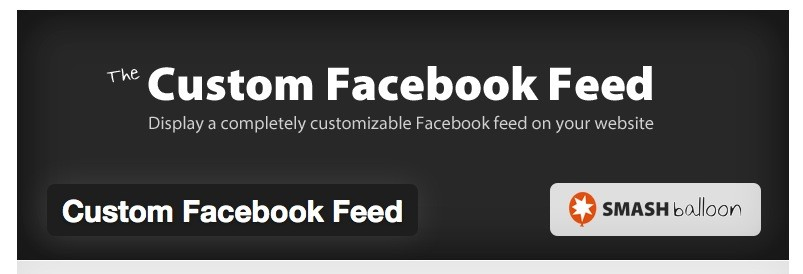 Custm facebook Feed
