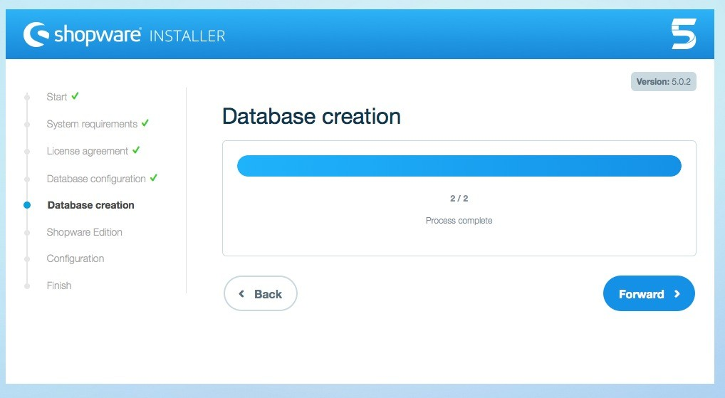 Shopware 5 Installation - Tutorial - Datenbank erstellen 4