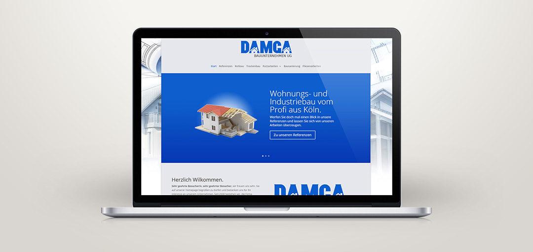 DAMGA Bauunternehmen