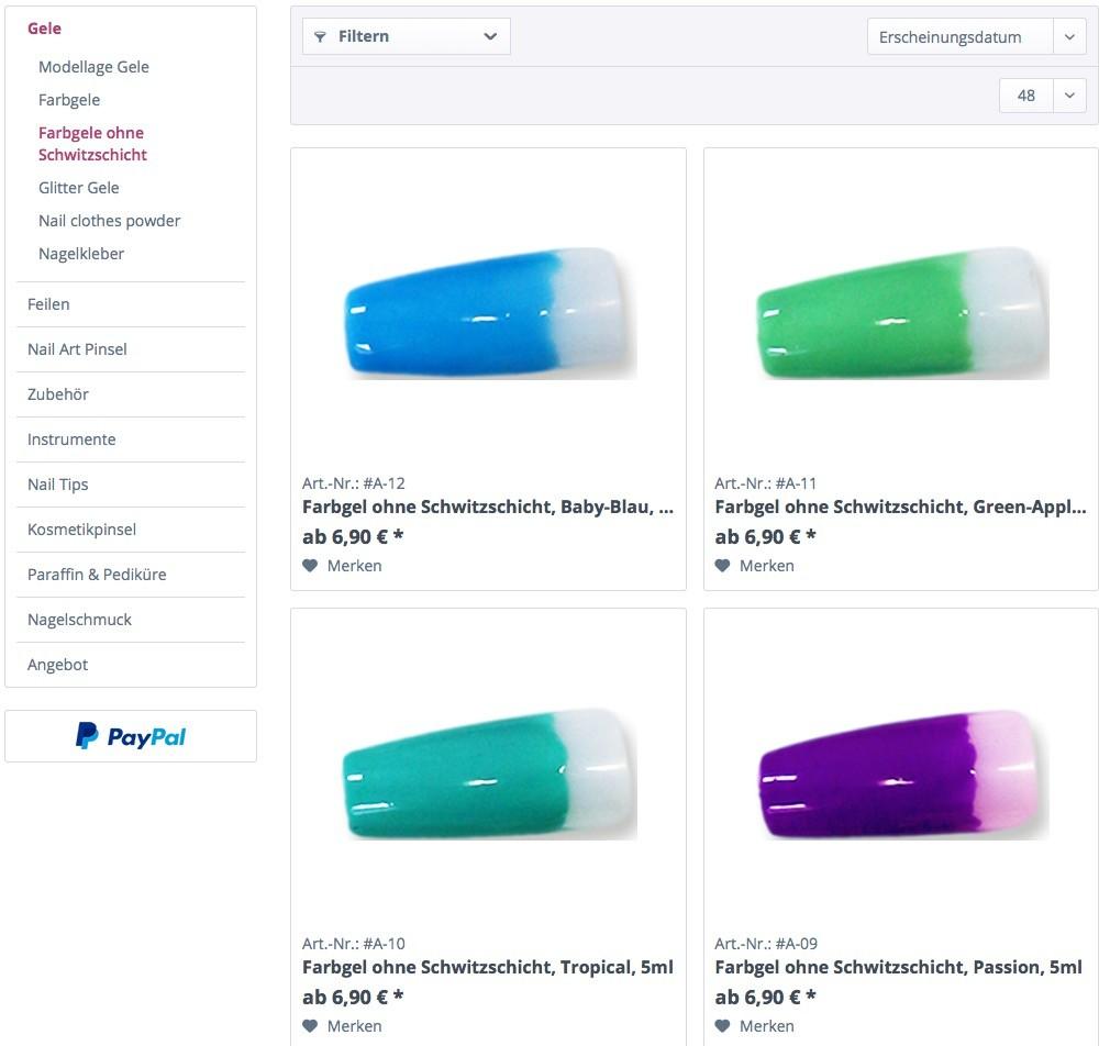 Shopware 5 - Design anpassen - Artikelnamen abkurzen