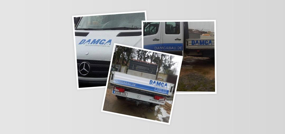 DAMGA Bauunternehmen UG