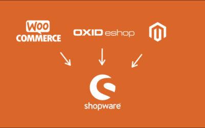 Shopware Stories: Teil 1 – Der Shop-Schock