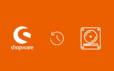 Shopware Backups