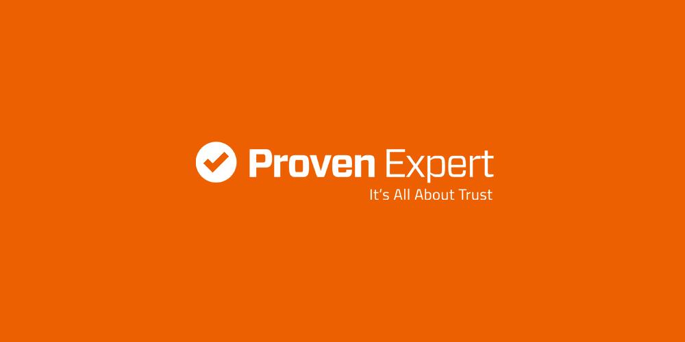 Proven Expert für mehr Conversions
