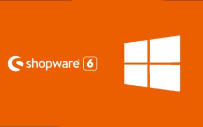 Shopware 6 – Installation mit XAMPP auf Windows