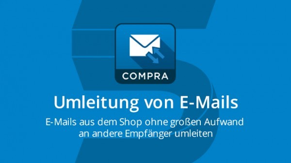 Shopware - Mail Archivierung, BCC Plugin