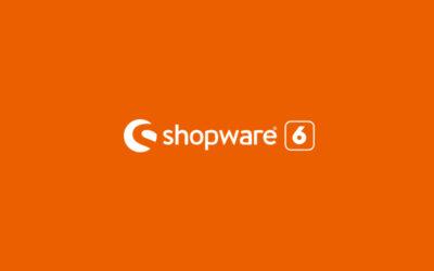 Shopware 6 – Neues Backend, Twig, SASS & API First