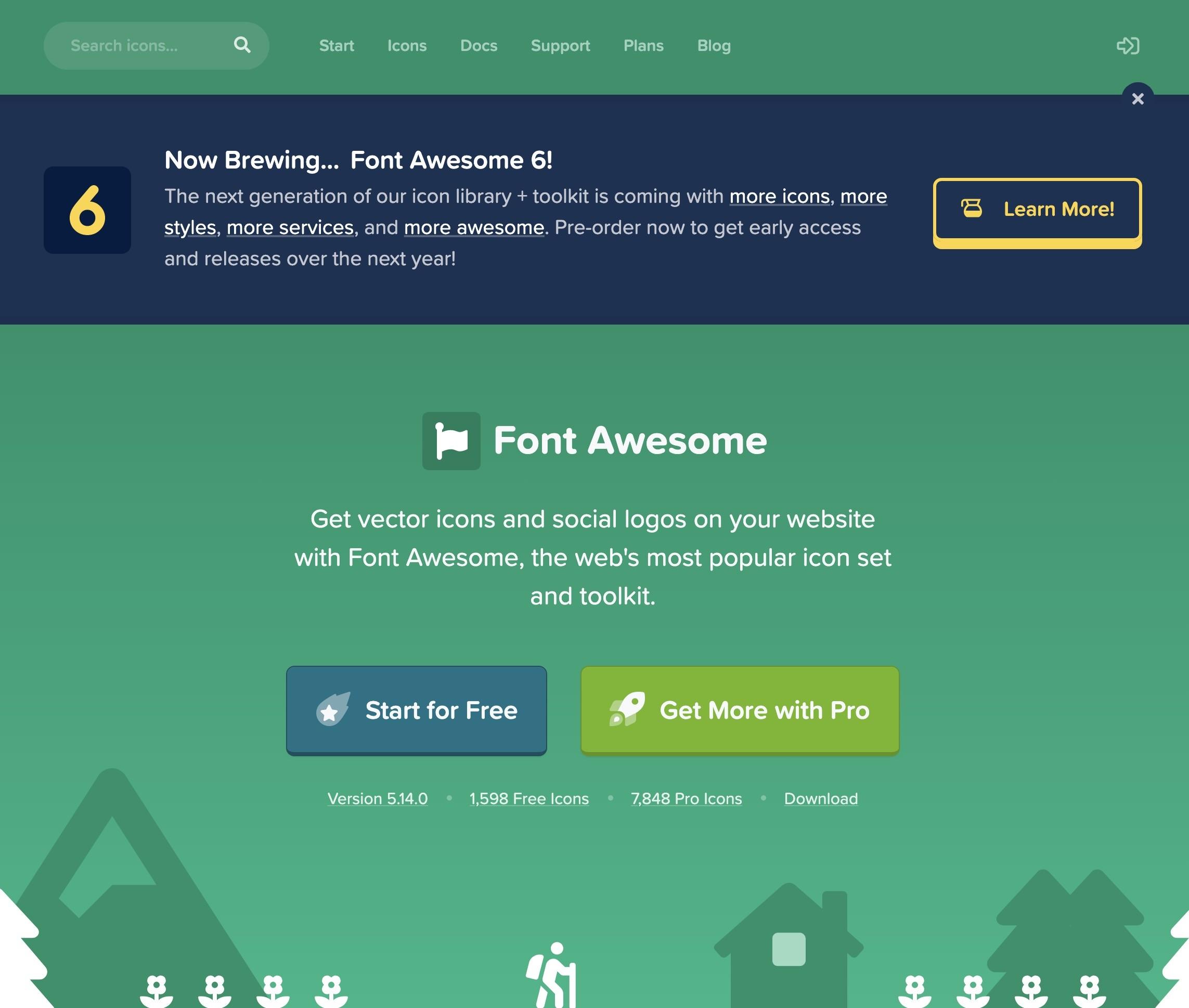 Font Awesome - Coole Icons für deinen Shop
