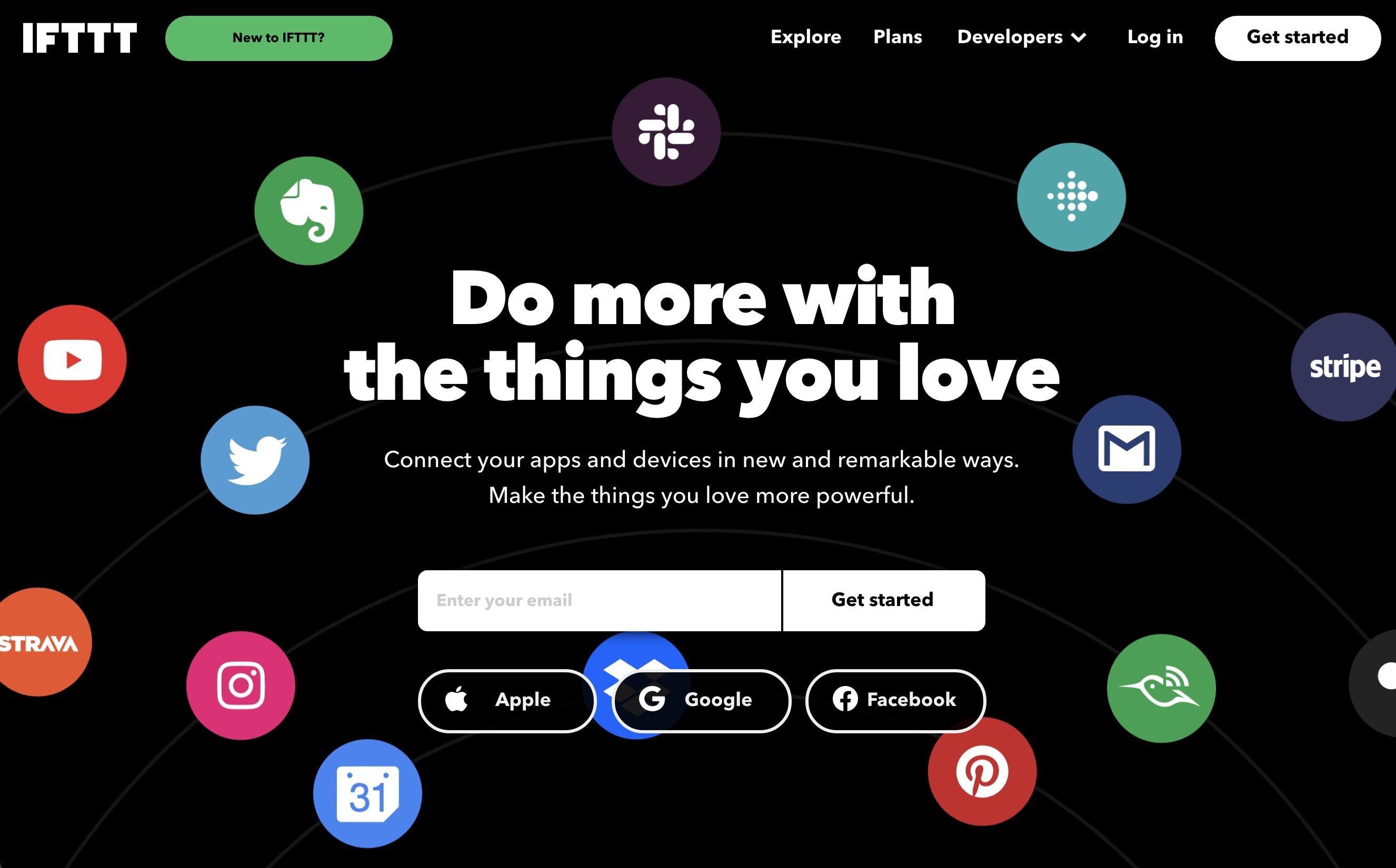SEO und Social Marketing Automatisierung für Shopware 1 - IFTT
