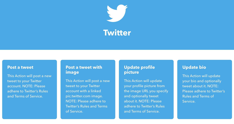 SEO und Social Marketing Automatisierung für Shopware 16 - Twitter Aktionen